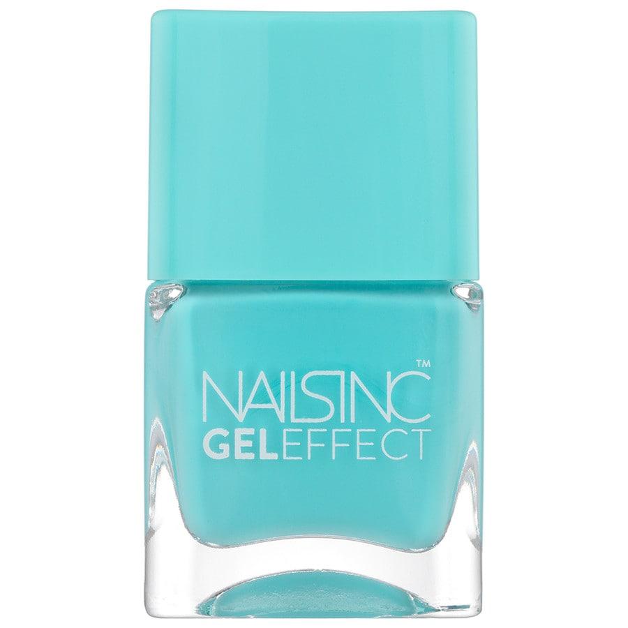 Nails Inc. Gel Effect Queens Gardens Nagellack