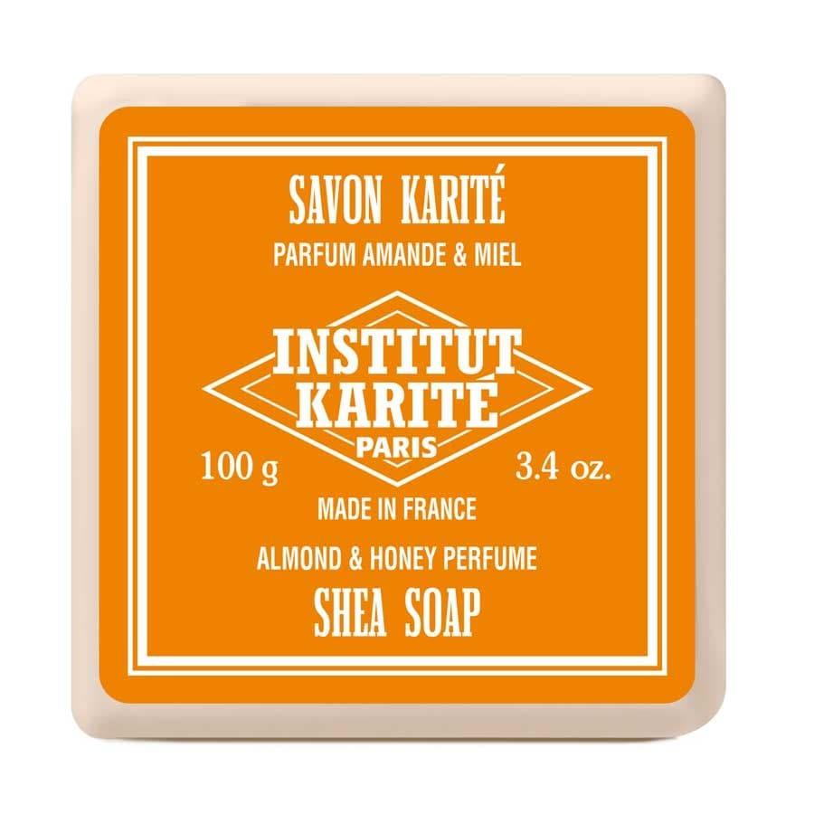 Institut Karité Paris Reinigung Milch & Honig Seife