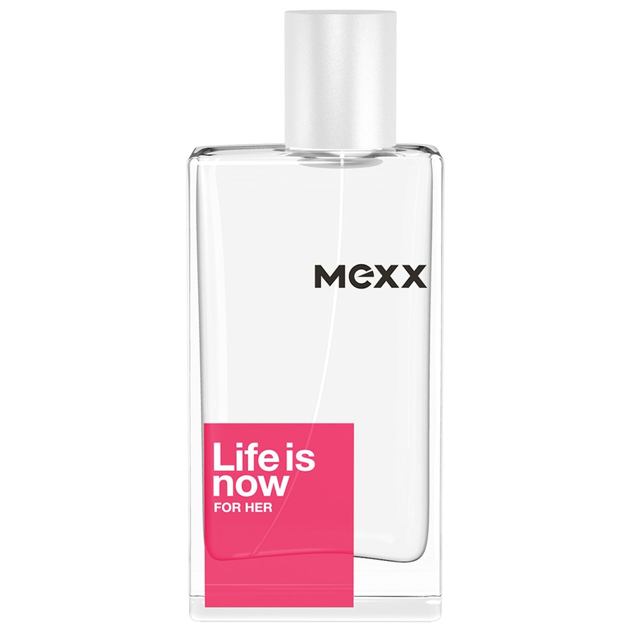 Mexx Life is Now Woman EdT