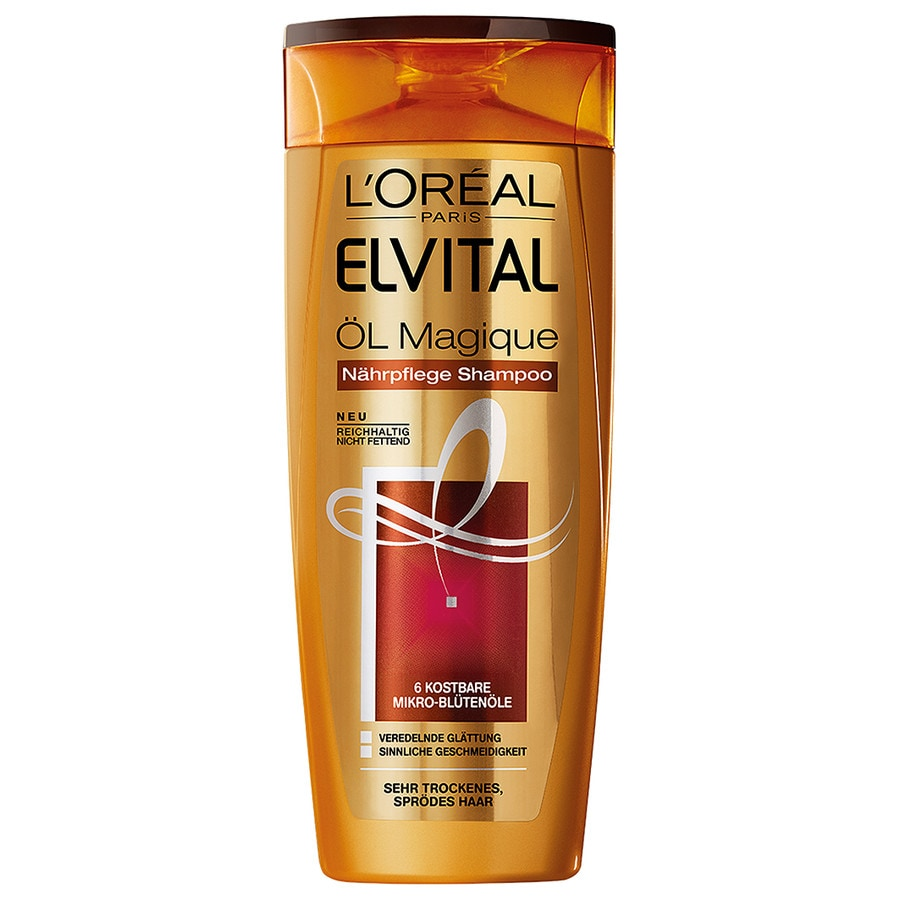 L´Oréal Paris Elvital  Haarshampoo 250.0 ml