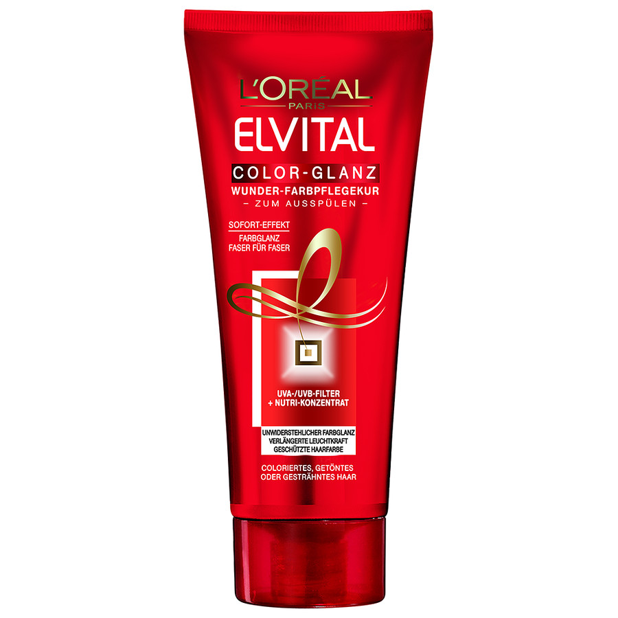 L´Oréal Paris Elvital  Haarkur 200.0 ml