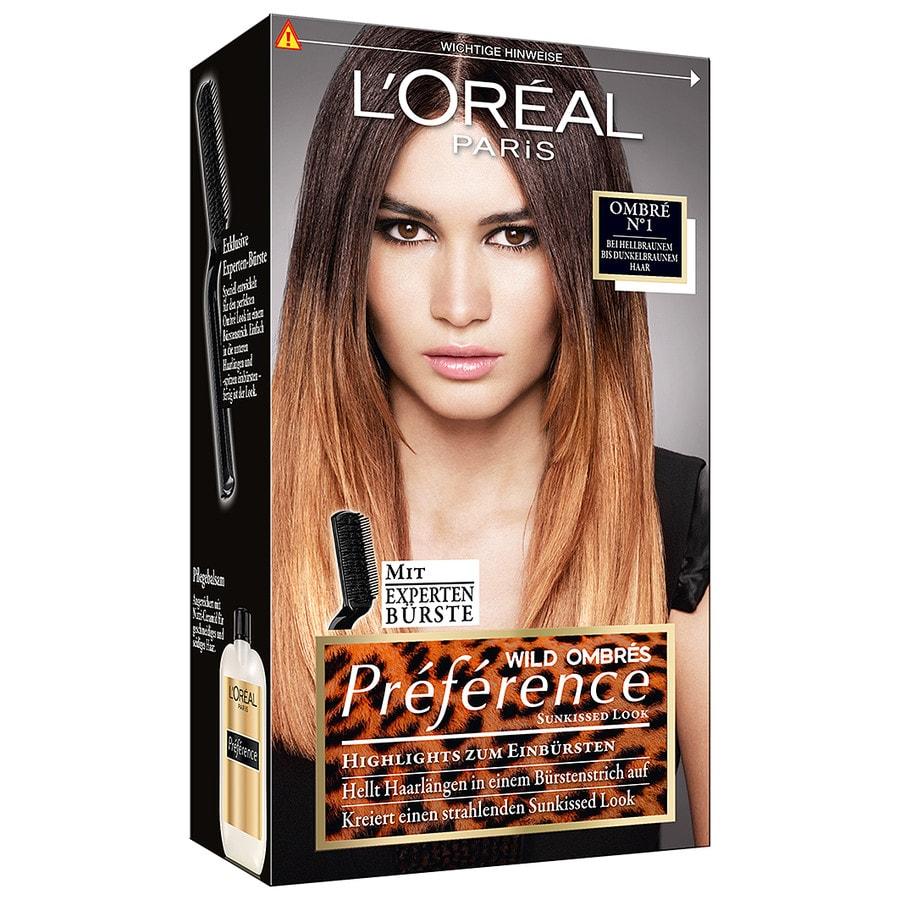 L´Oréal Paris Recital Preference Ombré N° 1 Haarfarbe 1.0 st