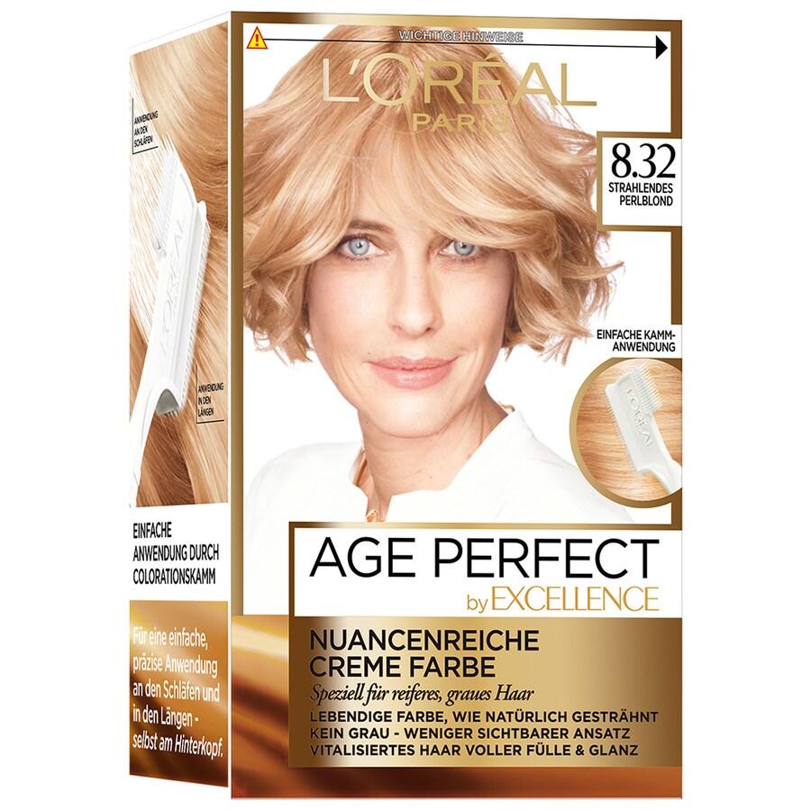 L´Oréal Paris Excellence Nr. 8.32 - Strahlendes Perlblond Haarfarbe 1.0 st