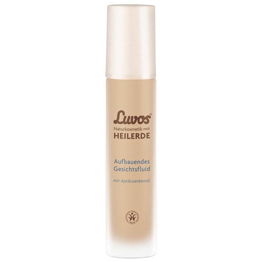 Luvos Naturkosmetik Gesichtsfluid  Gesichtsfluid 50 0 ml