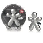 Mr & Mrs Fragrance Niki - matná stříbrná - Fresh Air