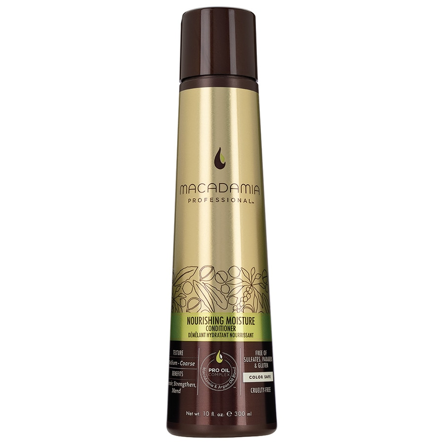 Macadamia Haarpflege Wash & Care Nourishing Moisture Conditioner 300 ml