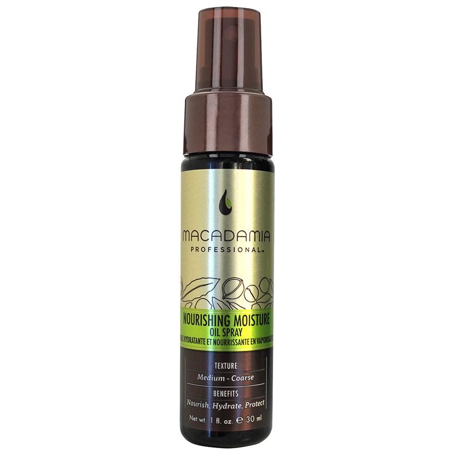 Macadamia Haarpflege Wash & Care Nourishing Moisture Oil Spray 30 ml