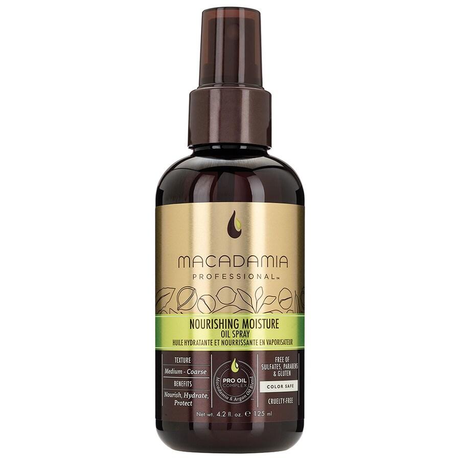 Macadamia Haarpflege Wash & Care Nourishing Moisture Oil Spray 125 ml