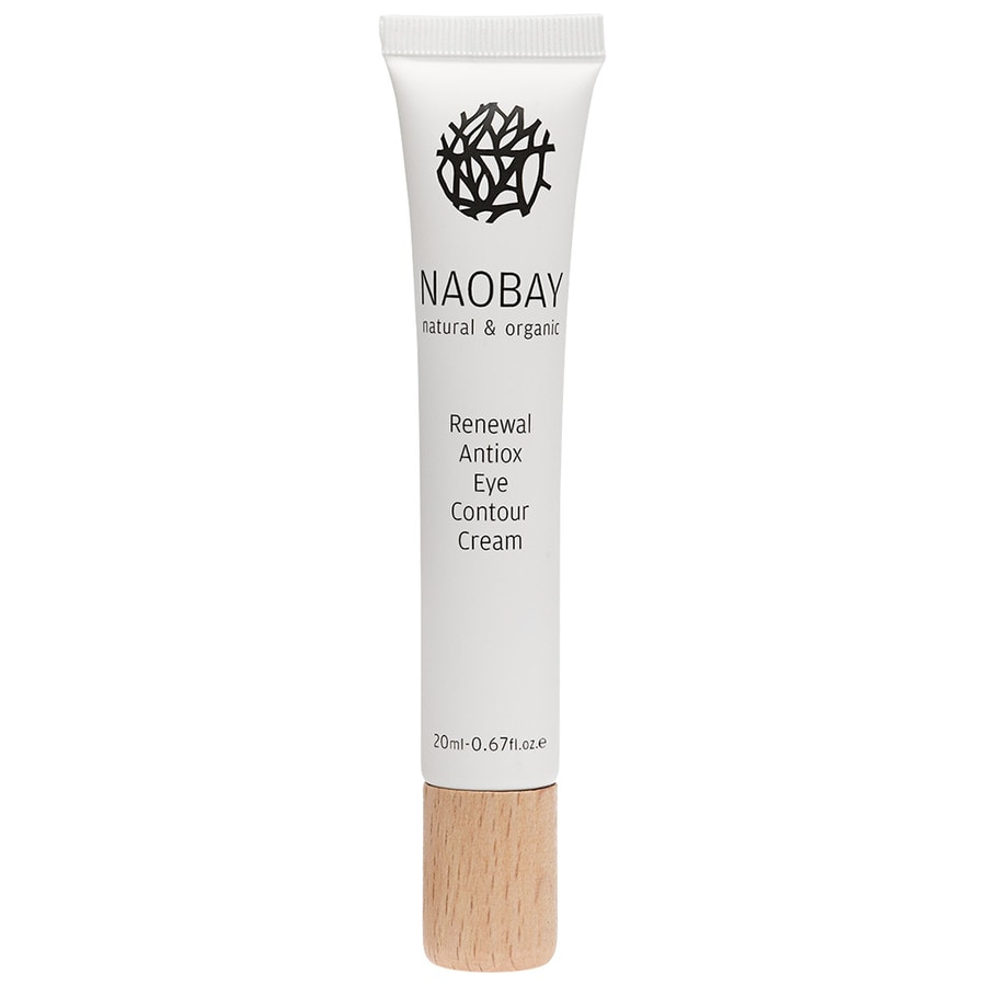 Naobay Pflege Gesichtspflege Antiox Eye Contour Cream