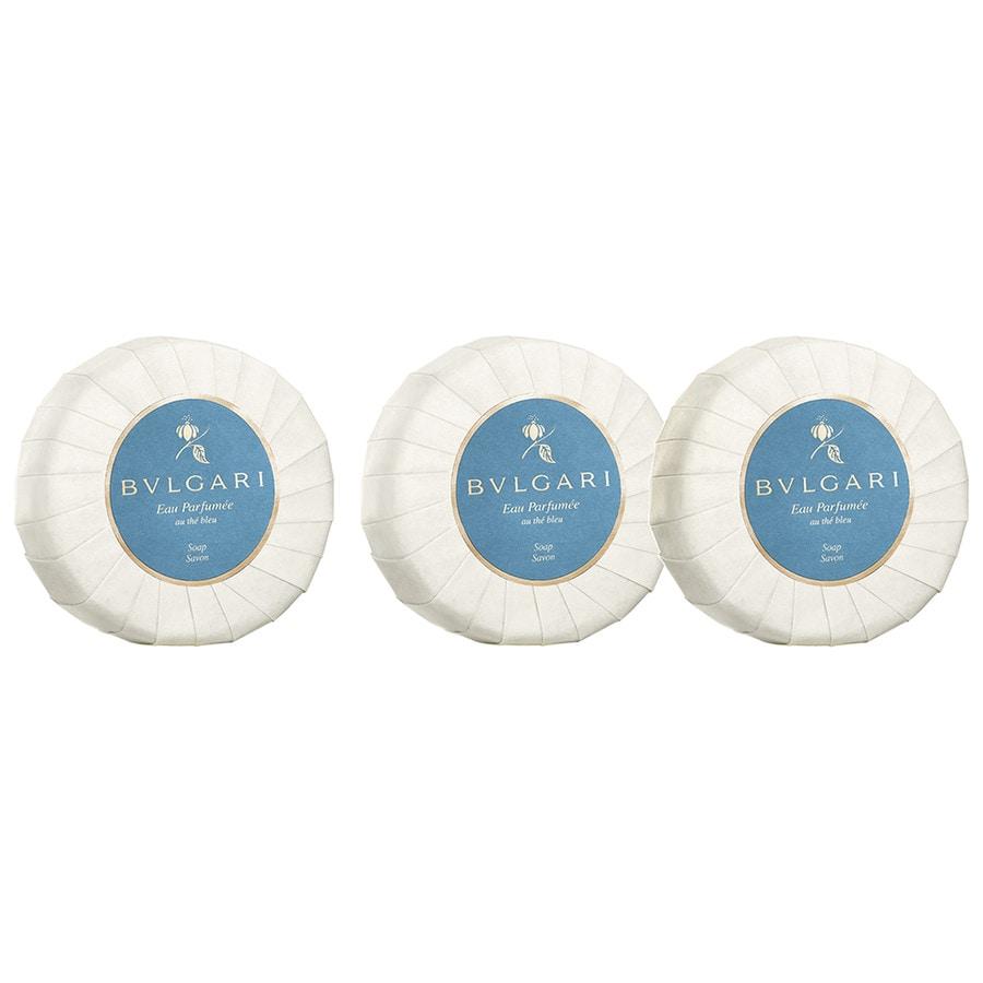 Bvlgari Unisexdüfte Eau Parfumée au Thé Bleu Soap 3 Stk.