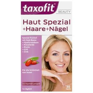 Taxofit - Nahrungsergu00e4nzungsmittel - Beauty Haut Spezial + Haare + Nu00e4gel - Bei Douglas.de