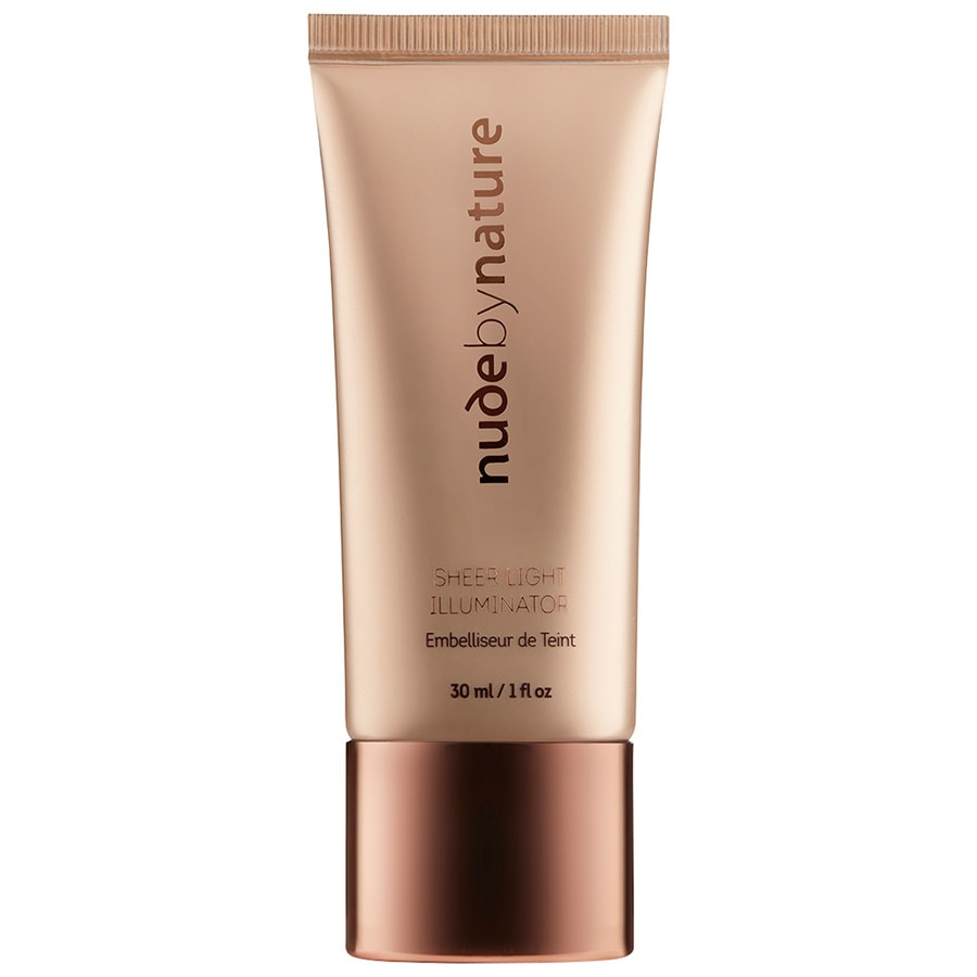 Nude by nature highlighter sheer light illuminator