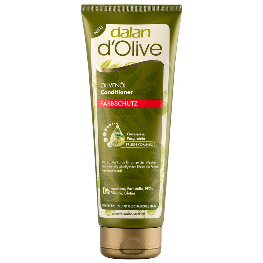Dalan d'Olive Körperpflege  Haarspülung 200.0 ml