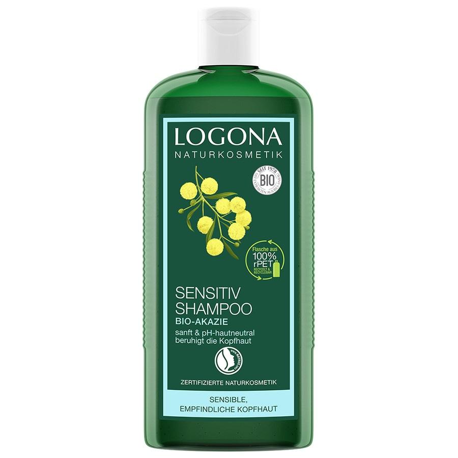 logona sensitiv shampoo bio akazie online kaufen bei. Black Bedroom Furniture Sets. Home Design Ideas