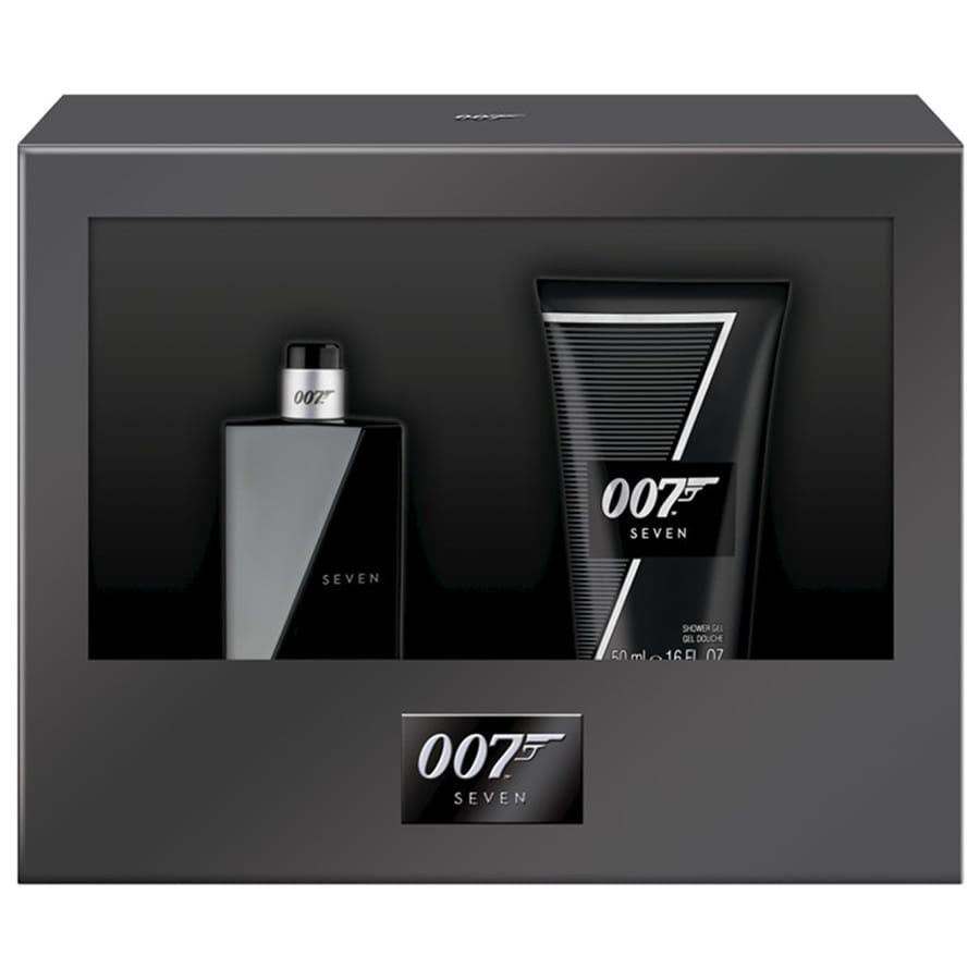 James Bond 007 Herrendüfte Seven Geschenkset Eau de Toilette Spray 30 ml + Shower Gel 50 ml 1 Stk.
