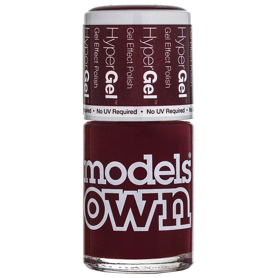Models Own Gel Effect Polish Brunette Red Nagellack
