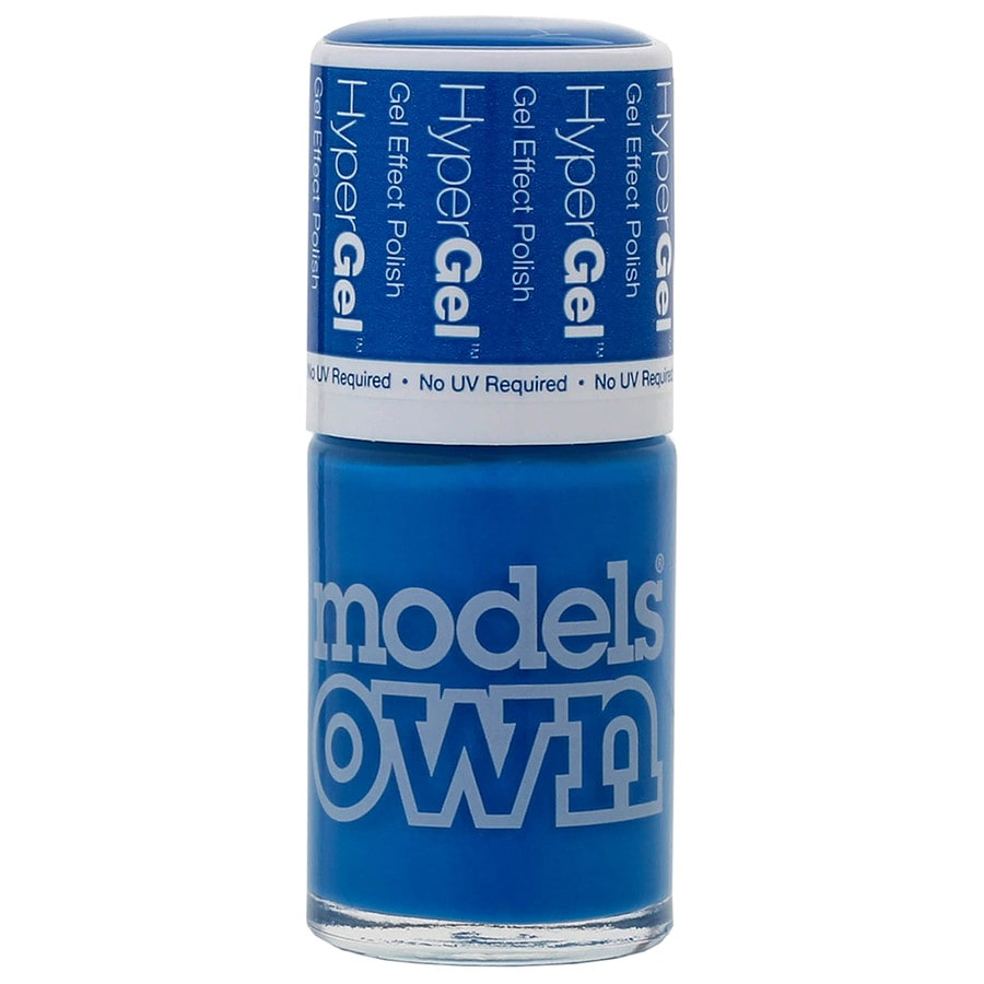Models Own Gel Effect Polish Bermuda Blue Nagellack