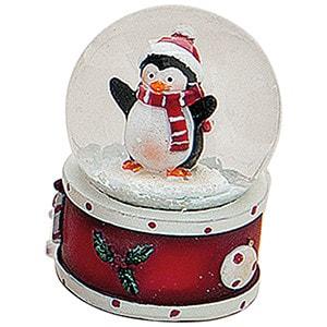 Pinguin Sinnliche Momente Schneekugel