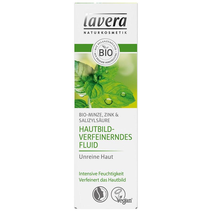 lavera Bio   Minze  Gesichtsfluid 50 0 ml