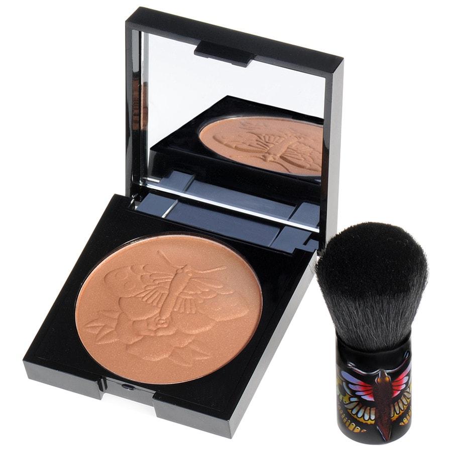 Black Mineral Bronzing Powder Set Make-up 7 g