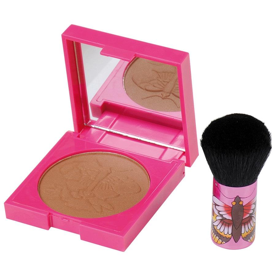 Pink Mineral Bronzing Powder Set Make-up 7 g