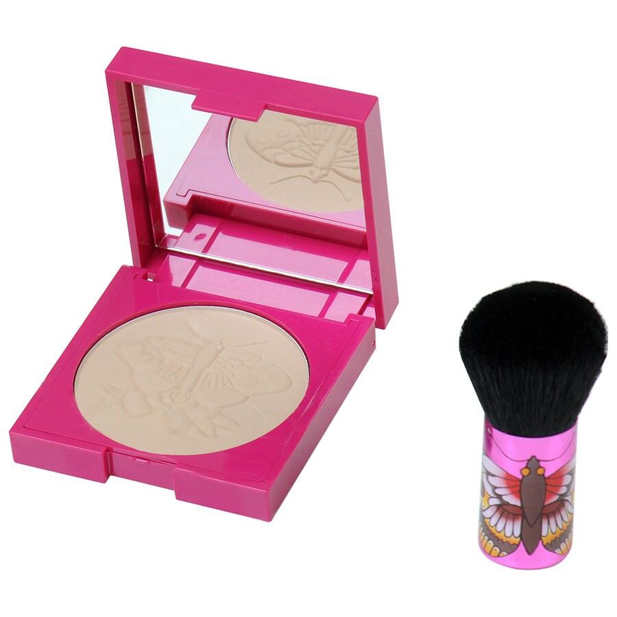 Pink Mineral Make-up Foundation Set 7 g