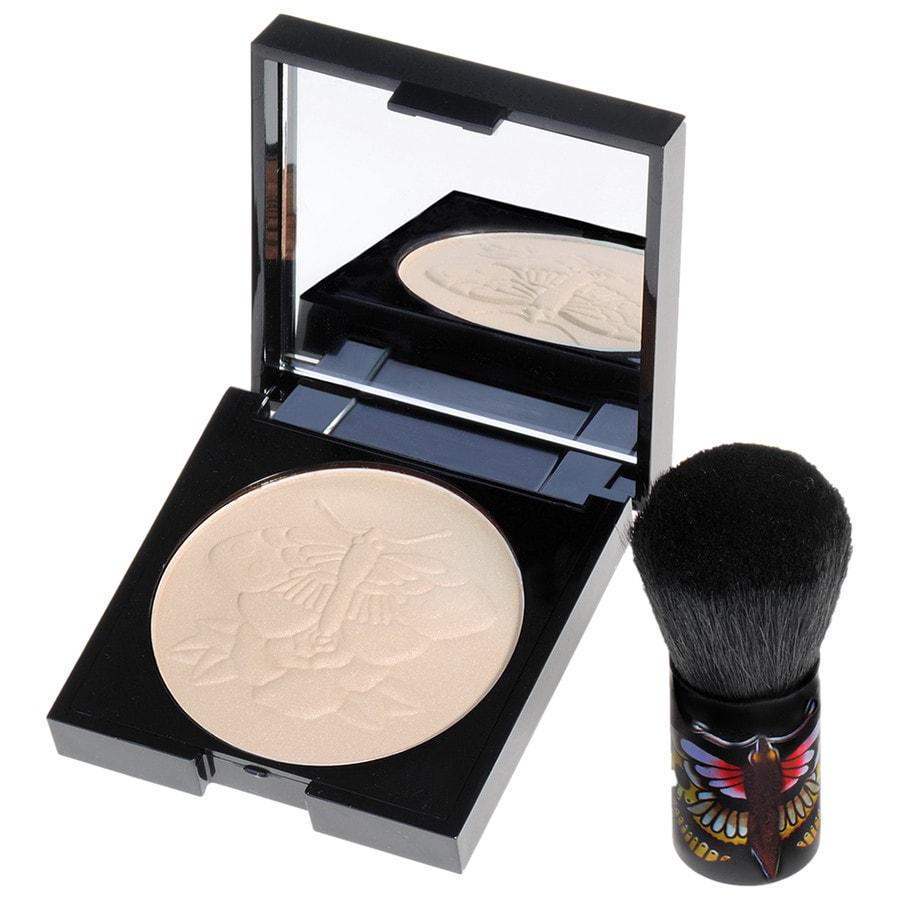 Black Mineral Make-up Foundation Set 7 g