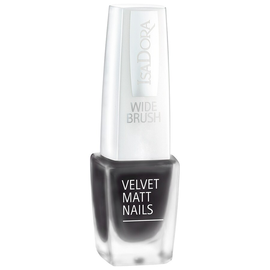 Black Velvet Matt Nails Nagellack 6 ml