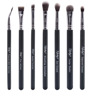 Nanshy The Eye Brush Set Onyx Black
