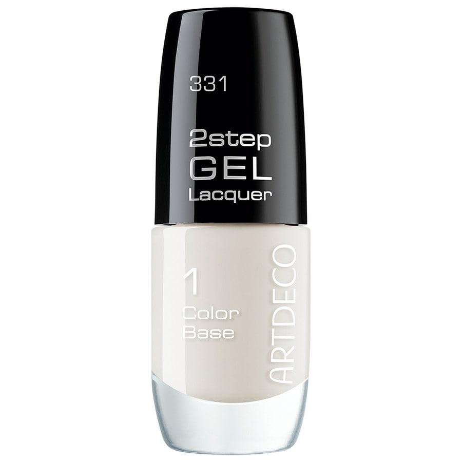 Artdeco Make-up Nägel 2step Gel Lacquer Color Base Nr. 331 Blank Space