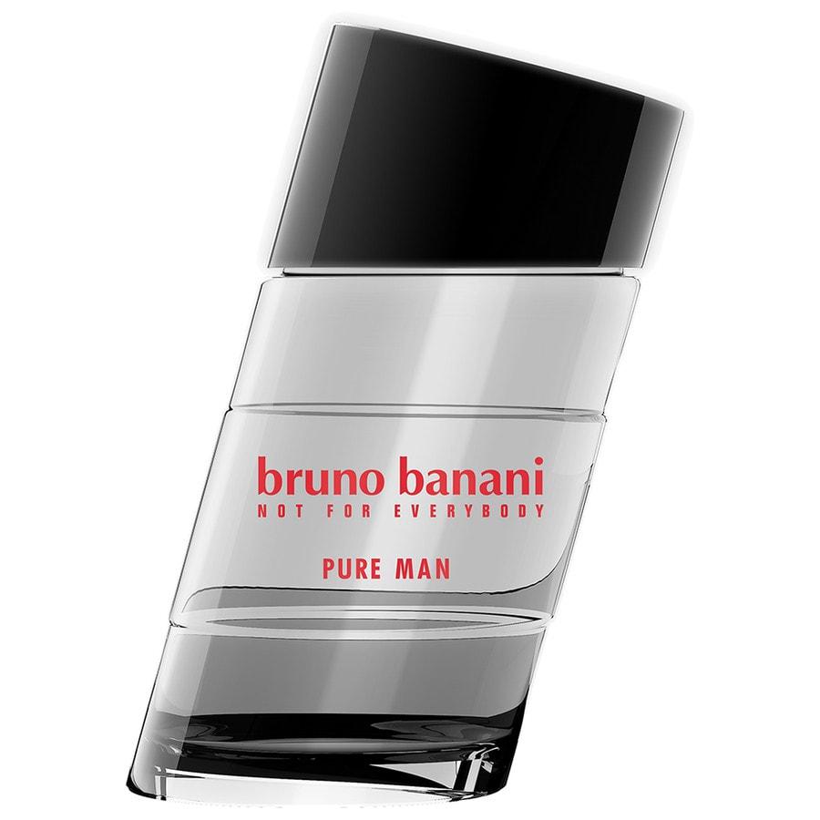 Bruno Banani Herrendüfte Pure Man Eau de Toilette Spray 50 ml