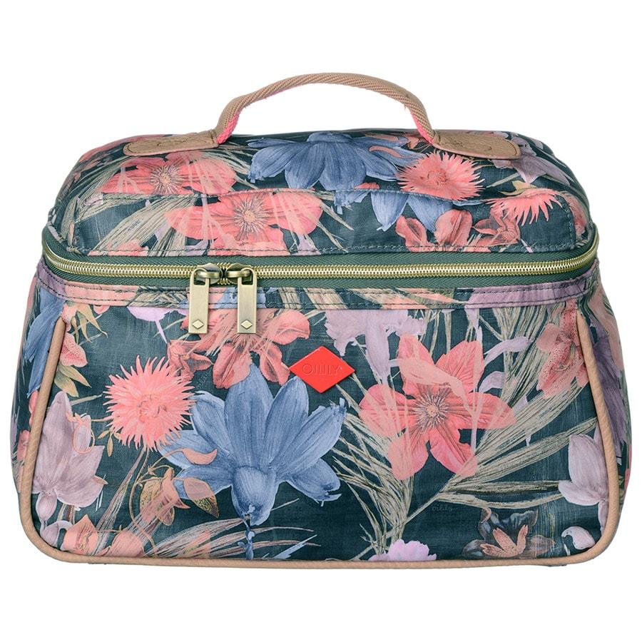 Flower Field L Beauty Case Kosmetiktasche