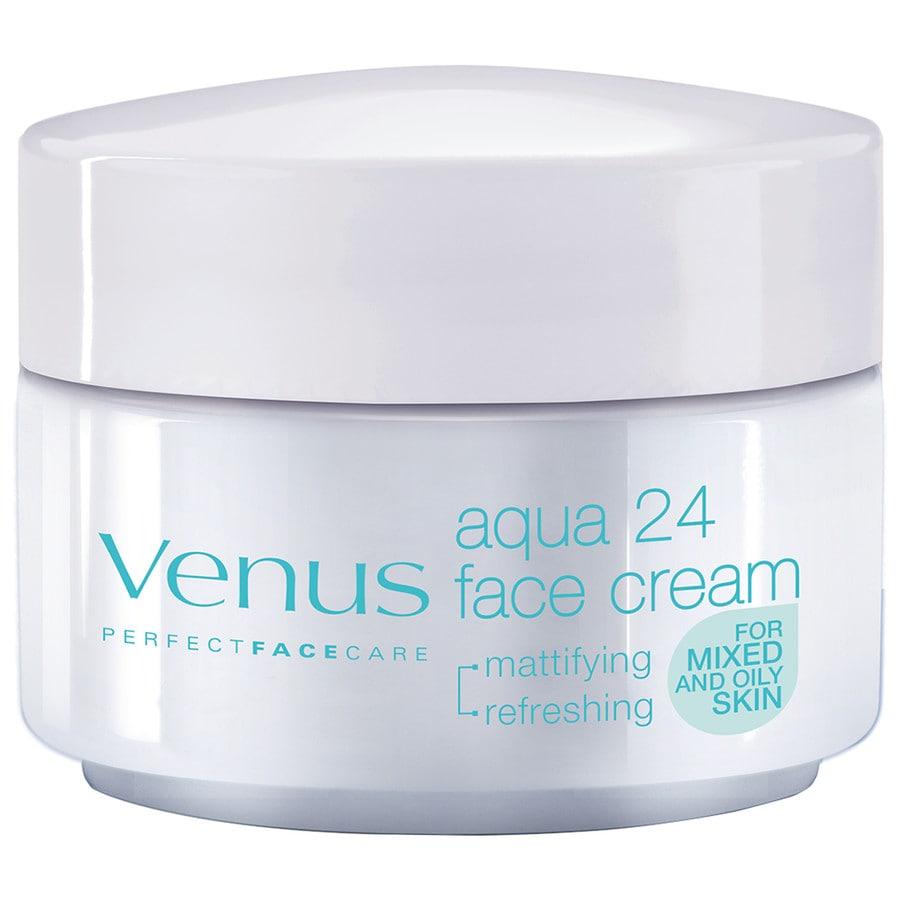 Aqua 24 Face Cream - für Mischhaut Gesichtscreme 50 ml