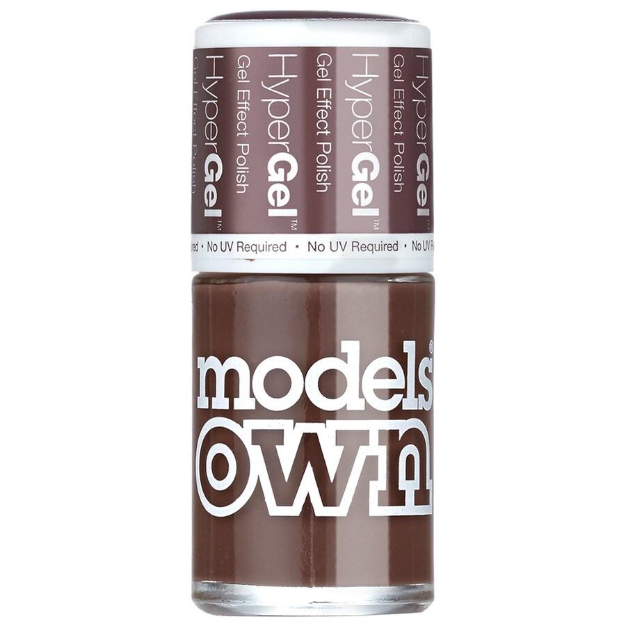 Models Own Gel Effect Polish Hot Choclate Nagellack