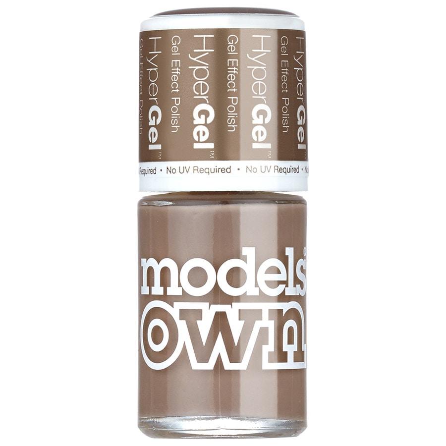 Models Own Gel Effect Polish Grey Storm Nagellack