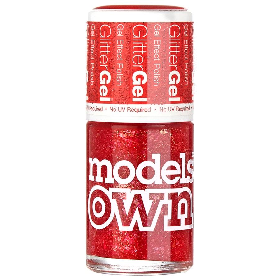 Models Own Gel Effect Polish Red Carpet Nagellack