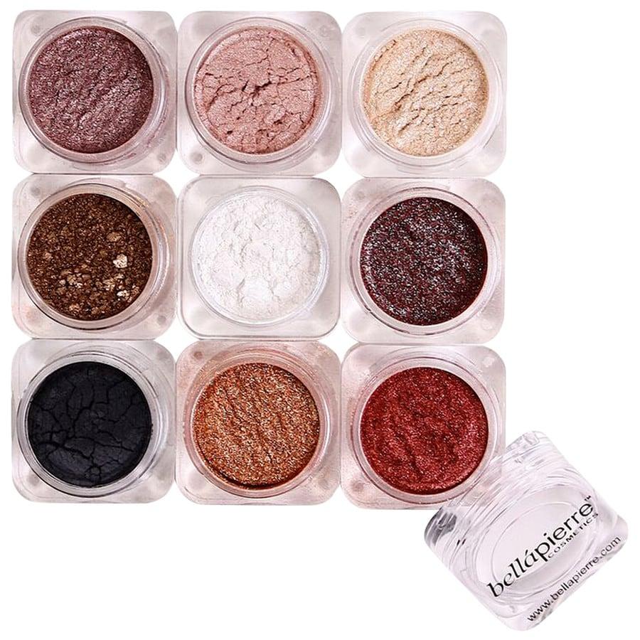 Bellápierre Cosmetics Make-up Augen 9 Stack Shimmer Powder Bella
