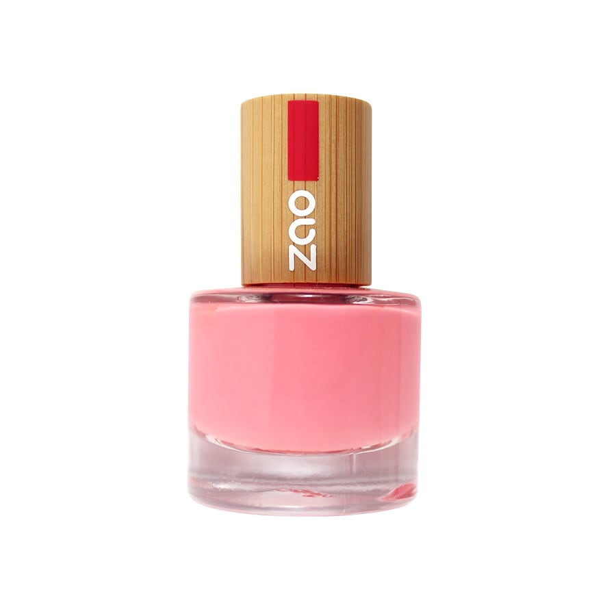 Nagellack French 654 Hot Pink