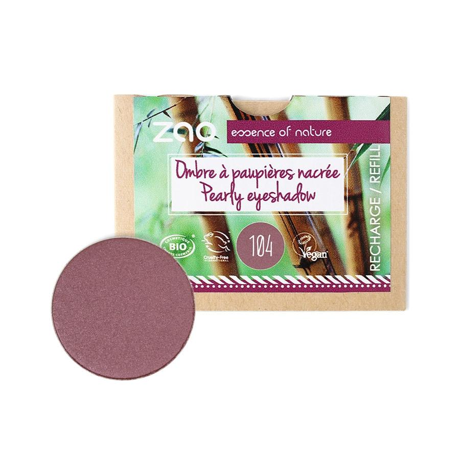 Nachfüllpackung Perlmutter Lidschatten 104 Garnet