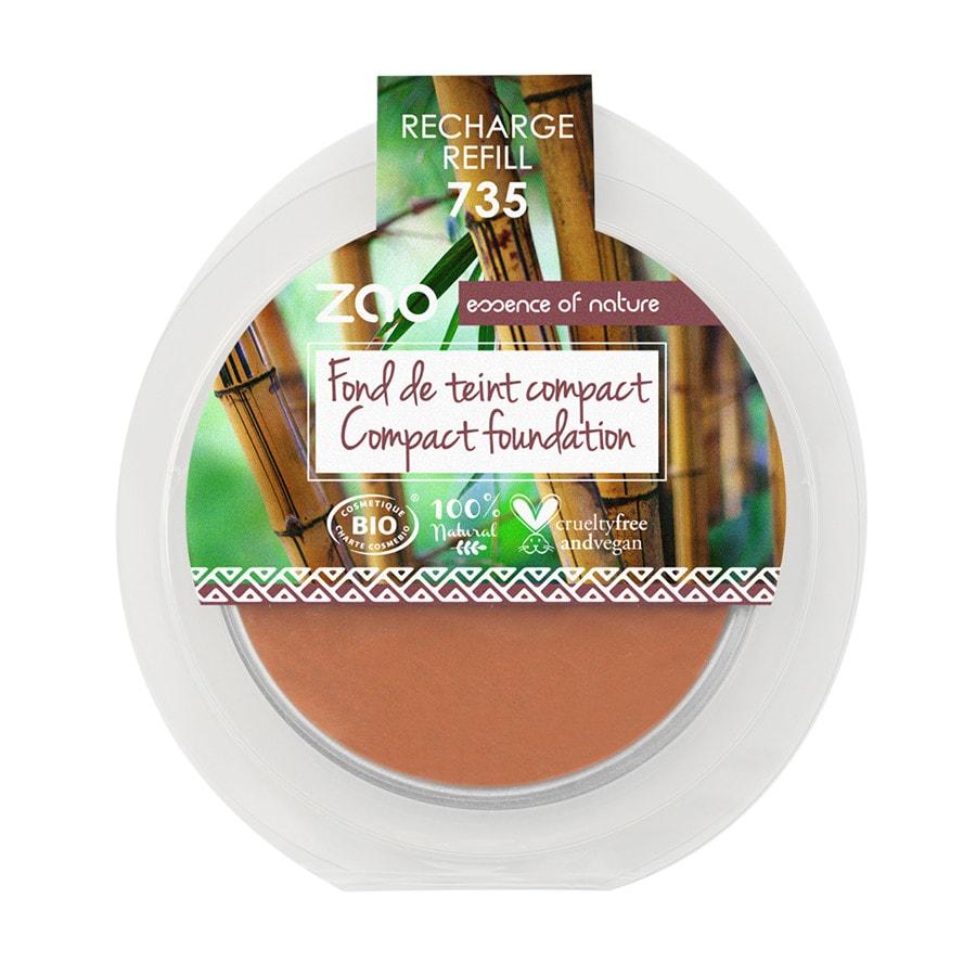 Nachfüllpackung Kompakt Grundierung 735 (Chocolate)