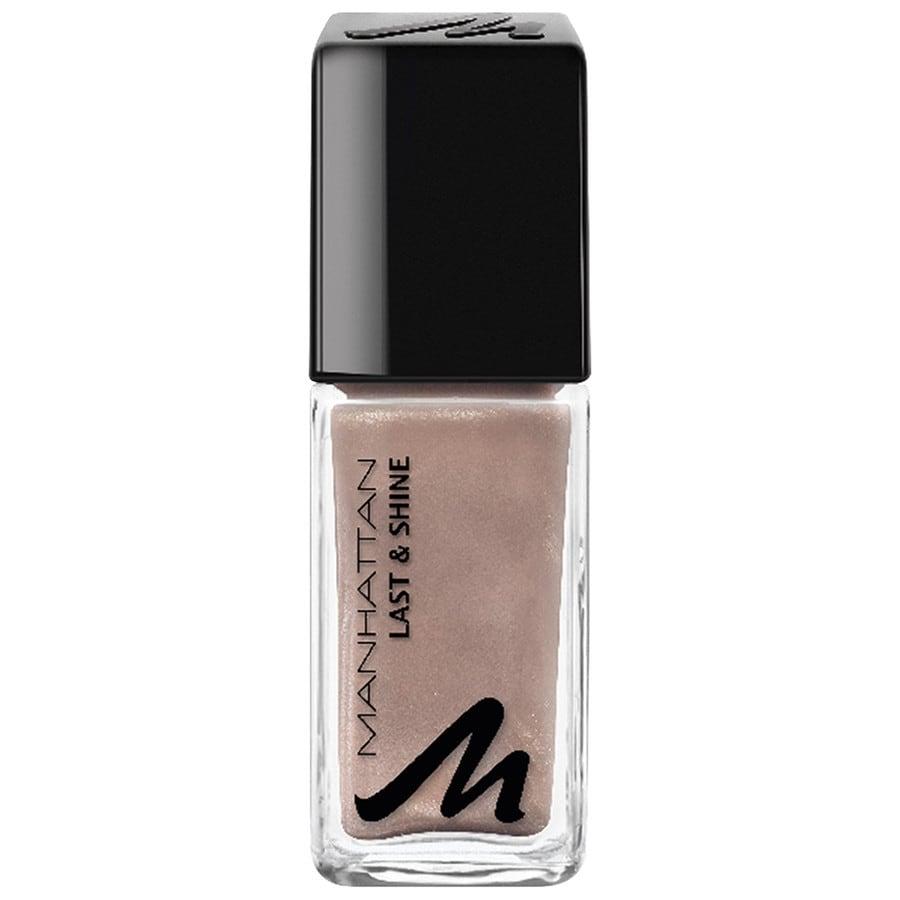 Manhattan Make-up Nägel Last & Shine Nail Polish Nr. 420 Beach Walk 10 ml