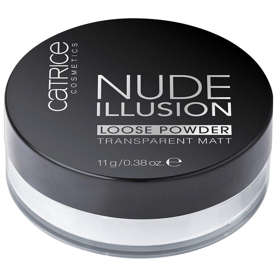 Catrice Nude Illusion Loser Puder