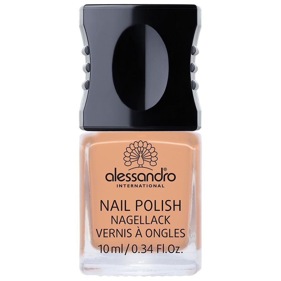 Alessandro Nail Polish Colour Explosion Nagellack Nr. 901 - Latte Macchiato