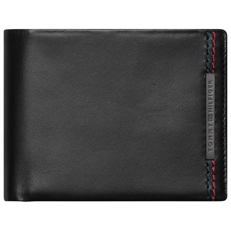 Corporate Stitch Coin Pocket Geldbörse