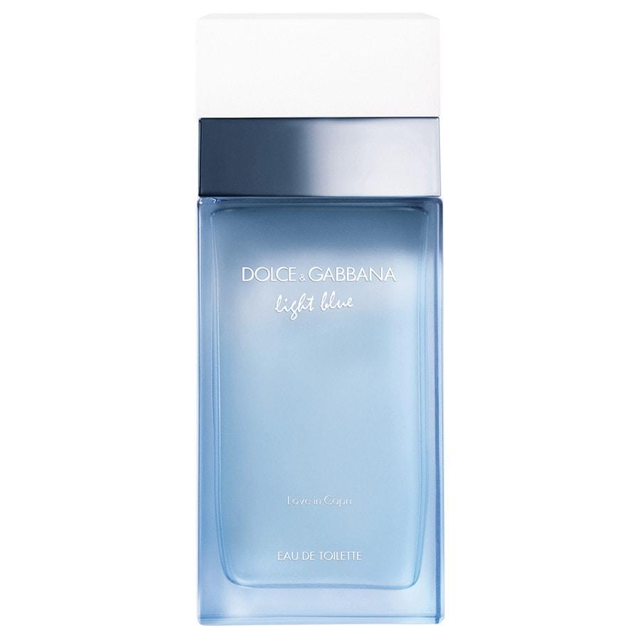 Light Blue Love in Capri Eau de Toilette (EdT) 50 ml