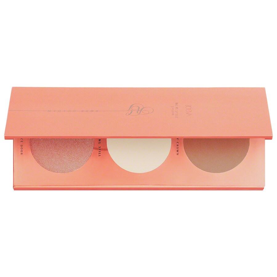 ZOEVA Make-up Teint Rose Golden Blush Palette 1 Stk.