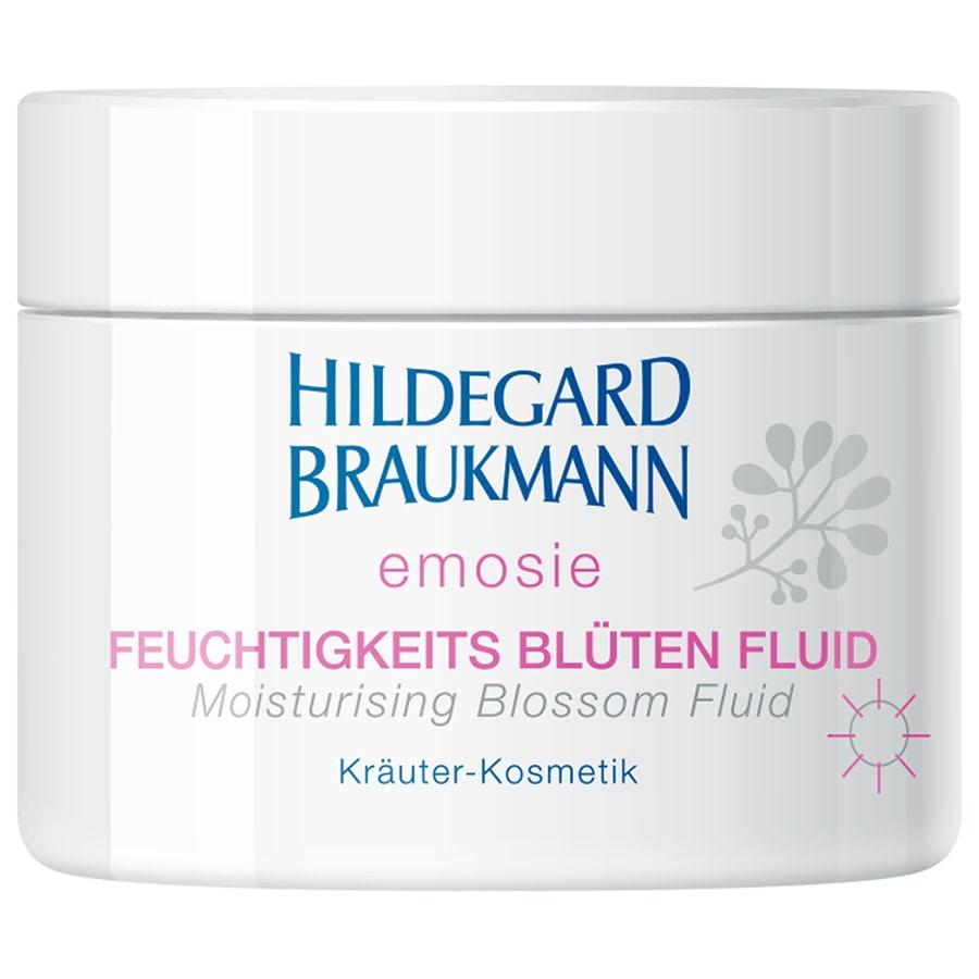 Feuchtigkeits Blueten Fluid Getönte Tagespflege 50 ml für Frauen
