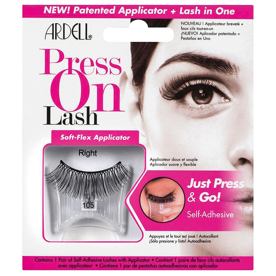 Ardell Press On Lash_(HOLD)  Wimpern 1.0 st