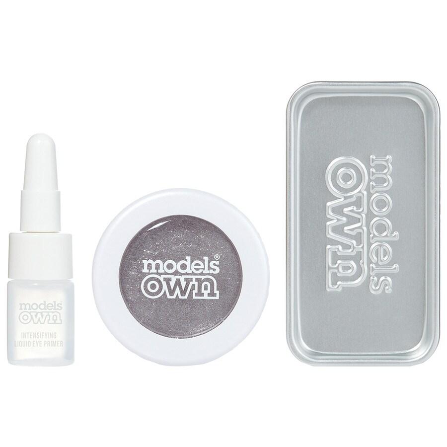 Models Own Lidschatten Silver Steel Make-up Set 1.0 st