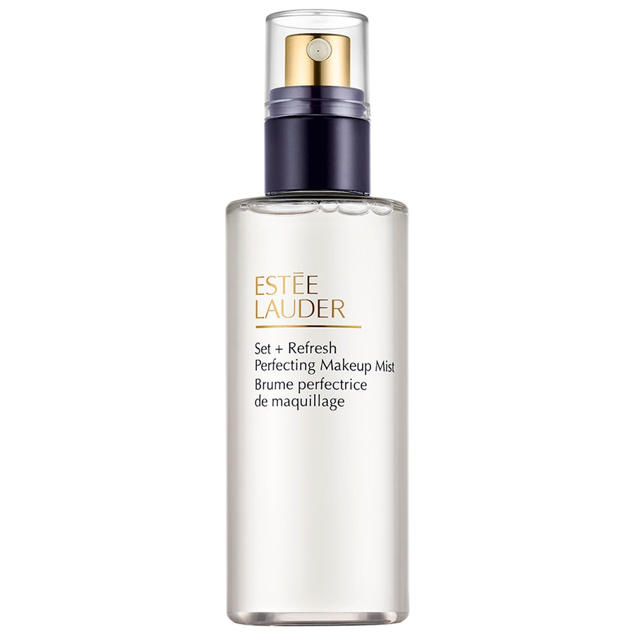 Estée Lauder Set + Refresh Perfecting Make-Up Mist Gesichts-Make-up ...